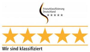 Friseurklassifizierung Deutschland